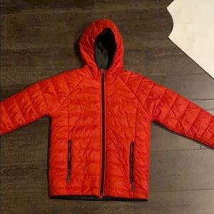 GAP Kids Primaloft Puffer Jacket Orange Size XXL